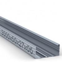 Профиль для гипсокартона Кнауф  CD 60/27 толщина 0,6 мм, 3 метра