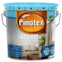 Декоративная пропитка Pinotex Interior 9 литров