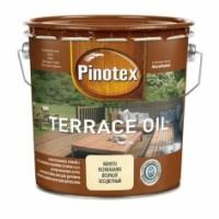 Деревозащитное масло Pinotex Terrace oil, 3 литра