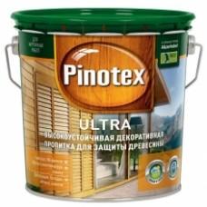 Декоративная пропитка Pinotex Ultra 10 литров