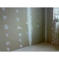Как крепить гипсокартон к стене - Обшивка гипсокартоном без каркаса