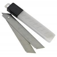 Лезвия сменные для малярного ножа, 18 мм (набор 10шт)
