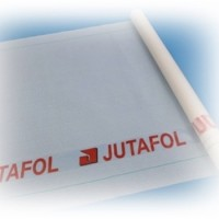 Пленка гидроизоляция Jutafol D 90 Standart 75м2