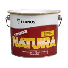 Пропитка для бань и парилок TEKNOS SAUNA-NATURA Saunasuoja