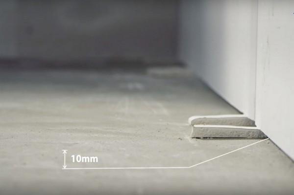 как крепить гипсокартон на клей