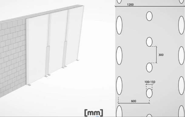 выравнивание стен гипсокартоном без монтажа каркаса