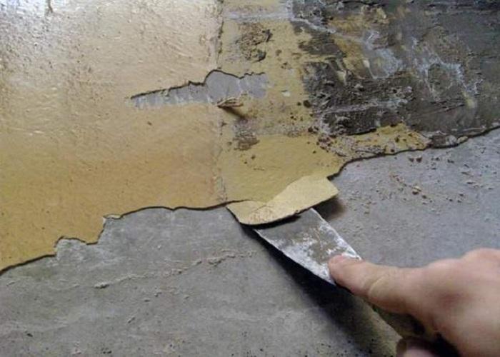 монтаж гипсокартона на стены без каркаса подготовка